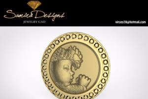 Portfolio for Designer Jewelry CAD