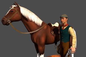 Portfolio for 3d Character Artist,Modelling,texturing