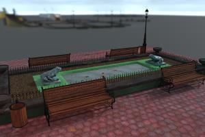Portfolio for 3D Environment artist