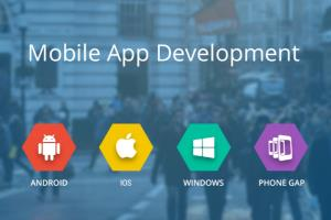 Portfolio for Native Mobile App Development