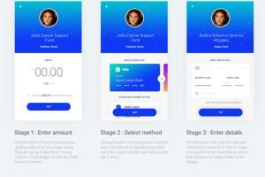 Portfolio for Payment wallet, ewallet application