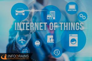 Portfolio for IOT -  Internet Of Things