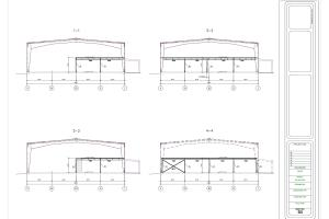 Portfolio for Civil structural design engineer