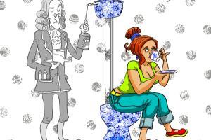 Portfolio for Childrens books illustrations