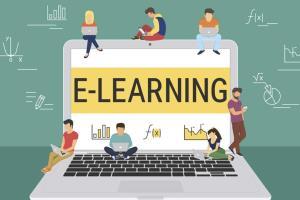 Portfolio for E-Learning Apps development