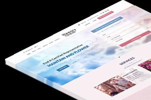 Portfolio for Professional Web Services