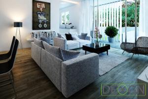 Portfolio for Interior Design, 3d rendering
