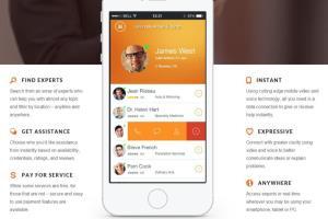 Portfolio for Mobile development for iOS/Android