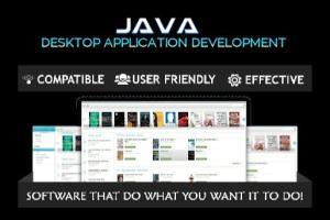 Portfolio for Java Desktop Application Development