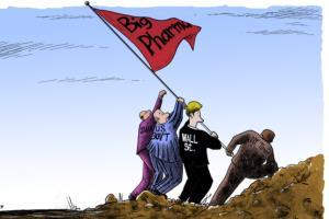 Portfolio for Political Cartoons