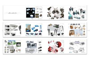 Portfolio for Product/Industrial Designer, 3D Modeling