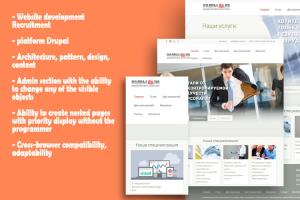 Portfolio for Drupal/WordPress/Joomla/Magento/PHP/CSS