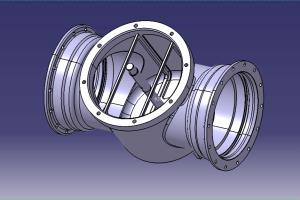 Portfolio for CAD/CAE-Design Design