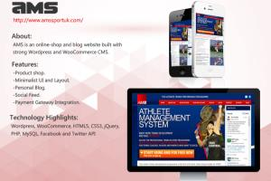 Portfolio for Website Designing & Development Company