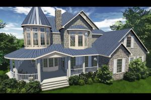 Portfolio for Architectural Rendering
