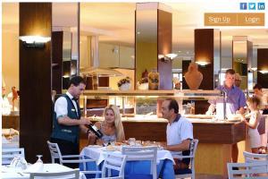Portfolio for Hotel & Restaurant website