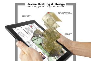 Portfolio for 3D map