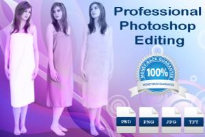 Portfolio for Image Editing Service