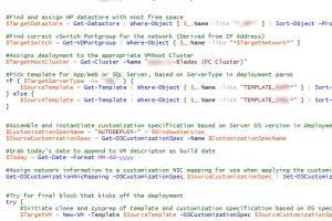 Portfolio for .NET, Powershell or Sharepoint Developer
