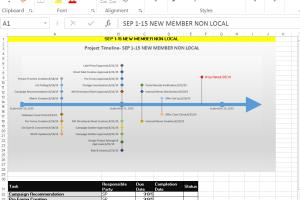 Portfolio for MS Excel Expert