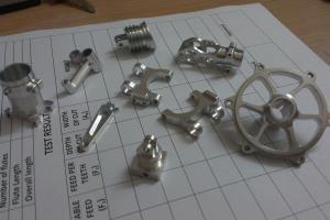 Portfolio for CNC Programming