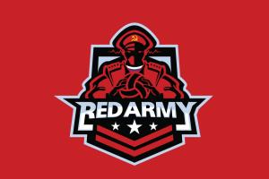 Red Army Volleyball