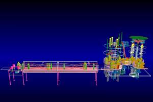 Portfolio for Engineering 3D & CAD designing