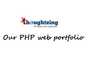Portfolio for PHP, Drupal, HTML5, Joomla, Wordpress