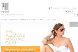 Portfolio for Magento website