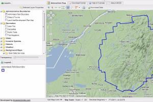 Portfolio for Web mapping