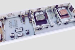 Portfolio for FLOOR PLAN DESIGN
