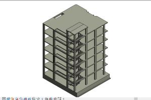 Portfolio for Strucural Revit Modeler