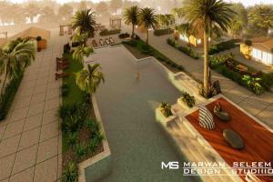 Portfolio for Landscape and Urban design .