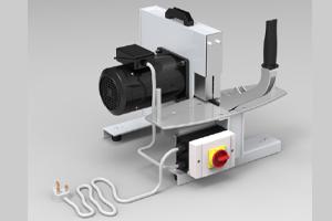Portfolio for Industrial Machine Design
