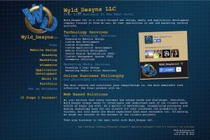 Portfolio for web design, graphics, illustration