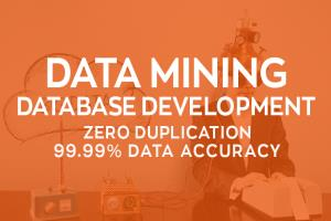 Data Mining and Database Development