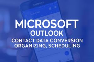Portfolio for Microsoft MS Outlook