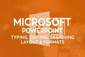 Portfolio for Microsoft MS Powerpoint