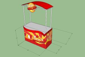 Portfolio for 3d design modeling google sketch up