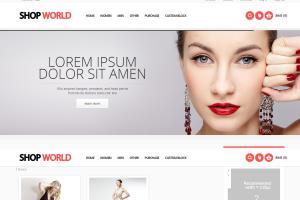 Portfolio for E commerce Design & Development