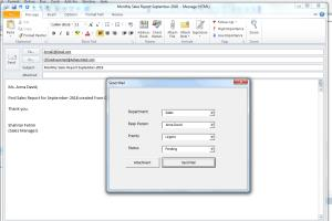 Portfolio for Microsoft Outlook VBA Programming