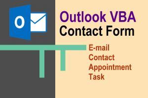 Portfolio for Microsoft Outlook | VBA Macro