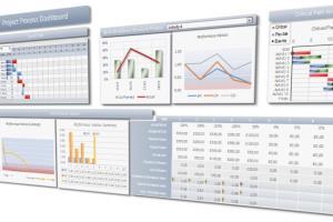 Portfolio for Excel Dashboards