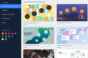 Portfolio for Prezi Presentations with Premium Account