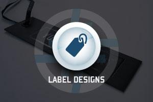 Portfolio for LABEL DESIGNS