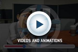 Portfolio for VIDEOS AND ANIMATIONS