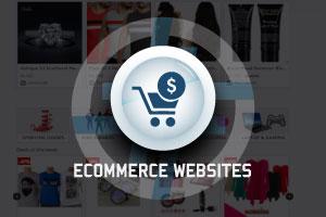 Portfolio for ECOMMERCE WEBSITES
