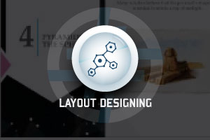 Portfolio for LAYOUT DESIGNING