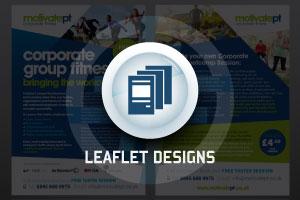 Portfolio for LEAFLET DESIGNS